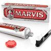 MARVIS 玛尔斯 意大利进口 呵护牙龈 肉桂薄荷牙膏 牙膏中的爱马仕 红色 85ml