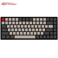 KEYCOOL 凯酷 KC-84 机械键盘(佳达隆轴、PBT)