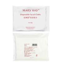 MARY KAY 玫琳凯 化妆棉美容纸巾卸妆棉70片/包薄片70抽一次性洗脸巾包邮 美容纸巾