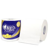 心相印 DS-BT910-1X 厕纸卷纸整箱 (27卷 、有芯卷纸、3层)