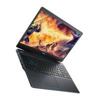 DELL 戴尔 戴尔-G系列 G3 灵越 15.6英寸游戏笔记本电脑 黑色
