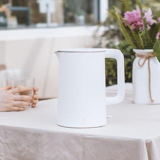 MIJIA 米家 米家电水壶 电水壶 保温烧水壶 (白色、1.5L)