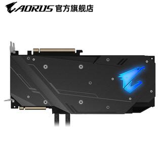GIGABYTE 技嘉 AORUS RTX2080 SUPER 8G 一体式水冷显卡