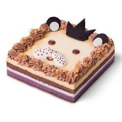 限地区:Best Cake 贝思客 星座生日蛋糕 狮子座 2磅 118元包邮(双重优惠)_京东优惠_优惠购