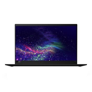 联想ThinkPad X1 Carbon 2019(2BCD)英特尔酷睿i7 14英寸轻薄笔记本电脑(i7-8565U 8G 512GSSD WQHD)黑