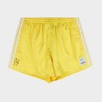 adidas neo x Pokémon宝可梦联名皮卡丘小精灵 运动裤