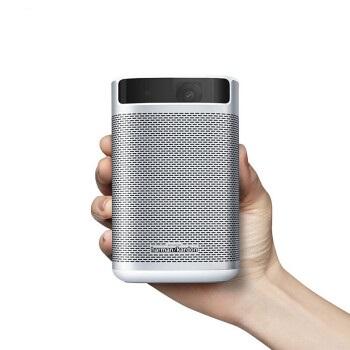 极米Play 便携手机智能投影仪 家用微型高清1080p无线wifi投影机 小型迷你3D办公家庭影院