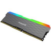 Asgard 阿斯加特 洛极W2系列 RGB DDR4 3000频率 台式机内存条 32GB