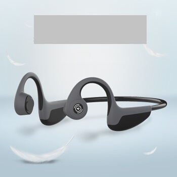 谷施 运动跑步无线耳机不入耳头戴挂耳式    Z8 (灰色、通用)