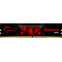G.SKILL 芝奇 F4-3000C16S-16GISB 台式机内存条(16GB DDR4、黑红色)