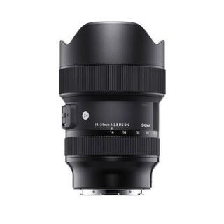 SIGMA 适马 ART 14-24mm F2.8 DG DN 广角变焦镜头 索尼E卡口