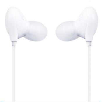 贝利尔 入耳式耳机 (白色、安卓、入耳式)