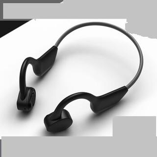 Holy serpent 蛇圣 骨传导蓝牙耳机5.0 无线运动跑步耳机     J20 (黑色、IPX6)