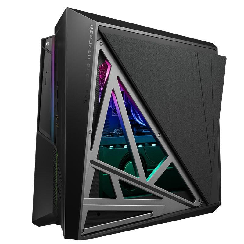 ROG 玩家国度 G21CX 电竞光刃 台式电脑主机(i7-9700K、16GB、1TB SSD+1TB、RTX2070 8GB)