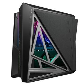 ROG 玩家国度 G21CX 电竞光刃 台式电脑主机(i7-9700K、16GB、512GB+1TB、RTX2070 8GB)