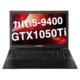 Hasee 神舟 战神K680E-G6E5 15.6英寸游戏本(i5-9400、8GB、256GB、GTX1050Ti) 4299元包邮