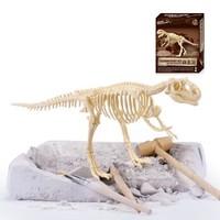 儿童恐龙化石玩具模型 考古挖掘 霸王龙