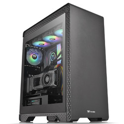Tt Thermaltake S500 TG 电脑机箱