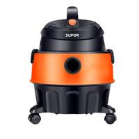 SUPOR 苏泊尔 VCC83B 吸尘器家用小型桶式干湿吹 橙色