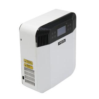 艾尔斯派 HYQF60GD/B 壁挂新风系统全热交换双向流新风机 白色 (白色)