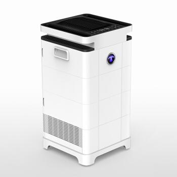 汉朗 KJ650F-A 负离子空气净化器 白色 (白色)