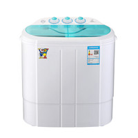 Duckling 小鸭 XPB25-1637S  2.5公斤 洗衣机 白色