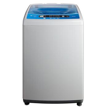LittleSwan 小天鹅 TB80V320 定频 波轮洗衣机 8kg 灰色