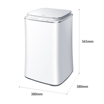 Casarte 卡萨帝 CBM1058W1 1公斤 洗衣机 白色