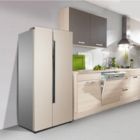 Haier 海尔 BCD-642WDVMU1 642升双开门变频电冰箱