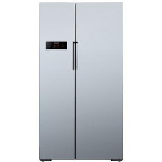 SIEMENS 西门子 KA92NV90TI 对开门冰箱 610升