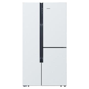 SIEMENS 西门子 KA96FA12TI 569升 对开三门冰箱