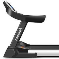 立久佳 跑步机 家用静音折叠健身器材 蓝屏单功能/62cm跑台/飞机轮减震     ljj20180509