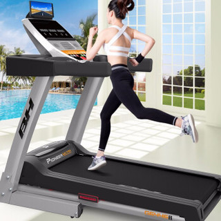 BH 必艾奇 跑步机 家用静音折叠  减肥运动健身器材 专利除雾霾 61CM大跑台        G6446EG