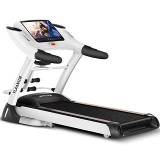 YIJIAN 亿健 跑步机 智能家用静音折叠健身器材【640坡度电动跑台】10.1吋WIFI彩屏         A6