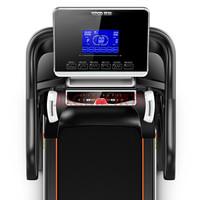 YPOO 易跑 跑步机 家用静音折叠智能健身器材 轻商务跑步机GTS7 蓝屏单功能     YP-GTS7
