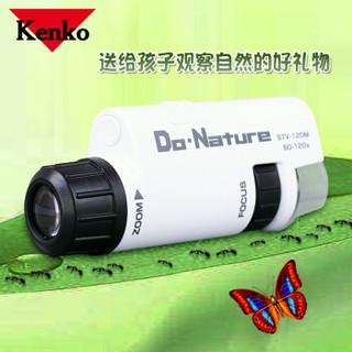 Kenko 肯高 STV-120M便携式显微镜M印刷塑料电子金属粉末鉴定儿童科学观察儿童节礼物放大镜显微镜 STV-120M