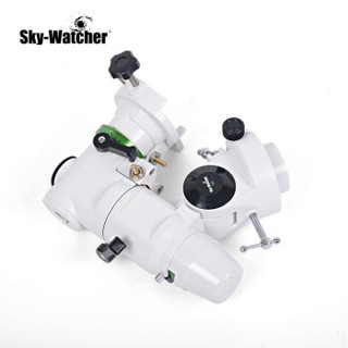 Sky-Watcher 3D抛物面反射式 专业天文望远镜 高清高倍套机标配S.小黑单速+EQ3D赤道仪铝脚 1534579 (天文望远镜、150mm、高倍率)
