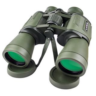 CURB 一款很牛的军事军迷双筒望远镜 高倍高清夜视观鸟10倍高倍率正品演唱会手机用视频军事望眼镜军工10x50套餐版  167308-A