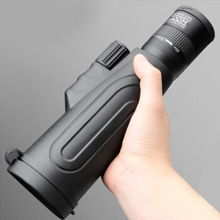 PANDA 熊猫 望远镜单筒变倍望远镜高倍高清微光夜视观鸟镜儿童演唱会手机拍照望远镜8-20*50  90K