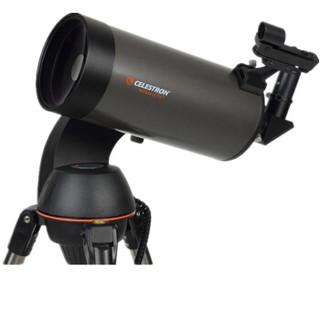 CELESTRON NexStar 127SLT自动寻星系列马卡天文望远镜 中文手控器 高倍高清 22097 (天文望远镜、127mm、高倍率)