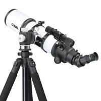 西湾 自由者FD90天文望远镜专业正像观星观景  512122 (天文望远镜、90mm、变倍)