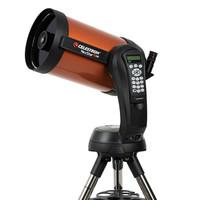 CELESTRON 星特朗 8SE自动寻星天文望远镜中文手控操作高清高倍夜视非红外观景观星看星云利器  11069 (天文望远镜、230.2mm、变倍)