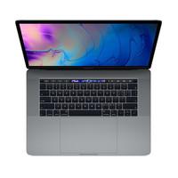 Apple 苹果 2019新款 MacBook Pro 15.4英寸笔记本电脑(i9、16GB、512GB、Touch Bar)