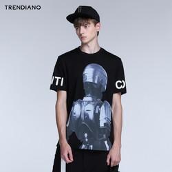 Trendiano 3JC2022340 男士短袖T恤