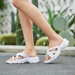 Skechers斯凯奇女鞋夏季新款D'LITES时尚休闲凉拖厚底凉鞋31693n