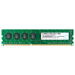 宇瞻(Apacer)8GB 1600频率 DDR3 台式机内存条/品质创造品牌 品牌成就经典