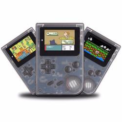 POWKIDDY 霸王小子 掌上游戏机 GBA掌机 灰色普通款(内置169款游戏)