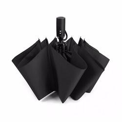 米良品 超大十骨全自动商务晴雨伞