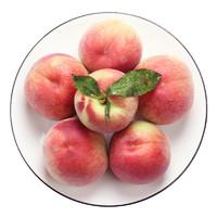 鲜果物语 脆甜水蜜桃 山西运城 带箱 10斤
