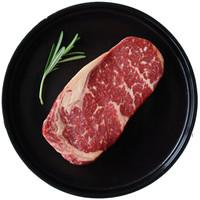 京东PLUS会员:京觅 阿根廷谷饲眼肉牛排 400g(2片)